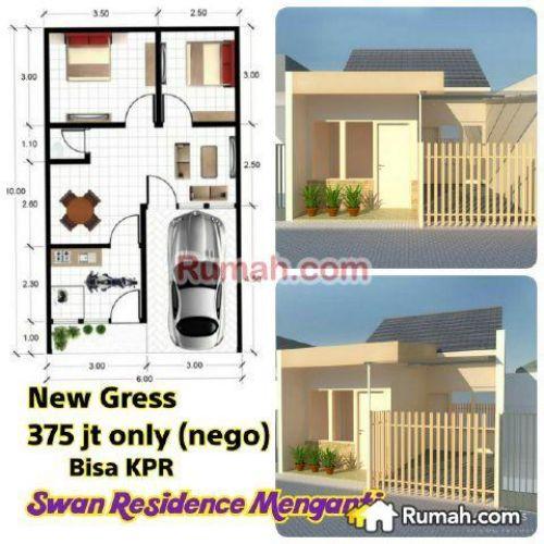 Rumah dijual di Menganti, Gresik - rumah baru bisa dicicil ...